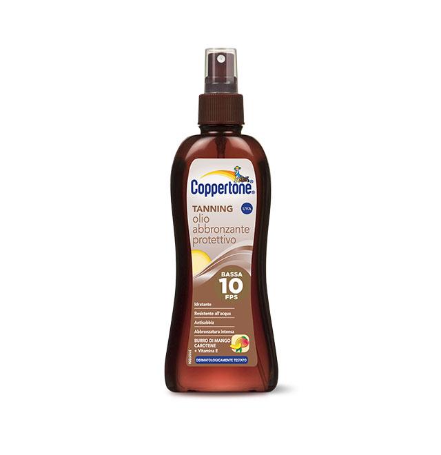 Coppertone da più di 70 anni il migliore alleato della abbronzatura