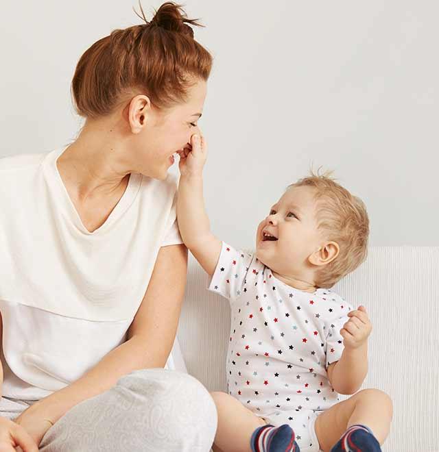 Bemama®. Innovation smells good: Materna Sensitive Fragrance™