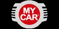 MY CAR® line for Car care. MY CAR® Logo