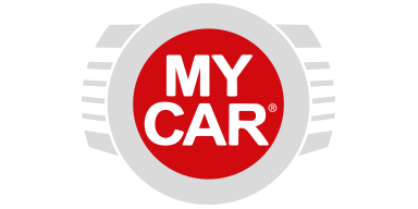 MY CAR® line for Car care. MY CAR® Logo