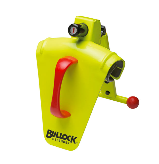 Bullock® is a symbol of security among mechanical anti-theft devices for cars.