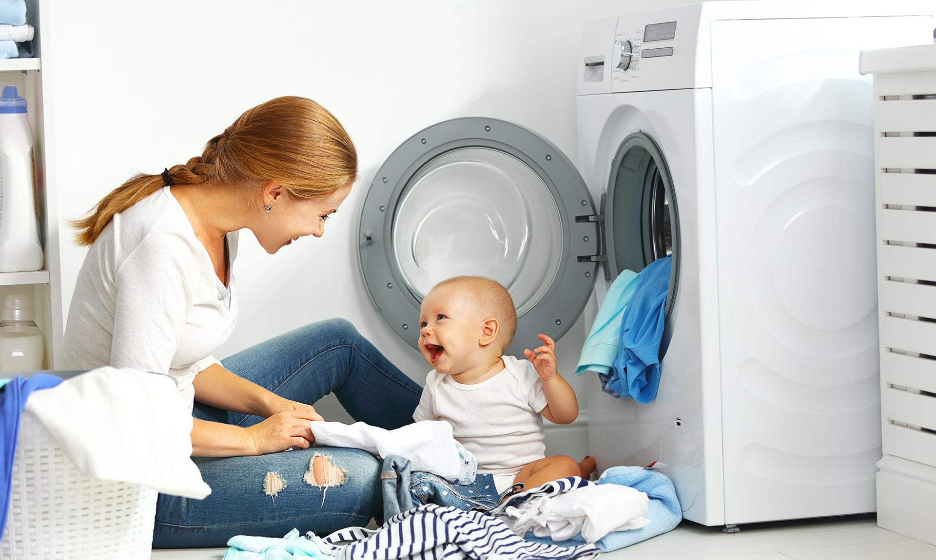 Dr. Beckmann® è lo specialista nel trattamento del bucato