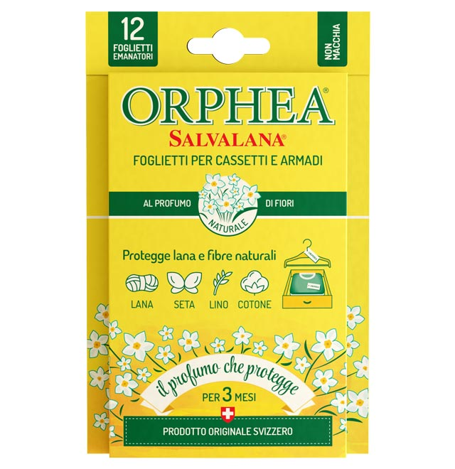 Orphea®: the complete line of natural insecticides.