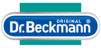 Dr Beckmann® line for home care. Bullock® Logo