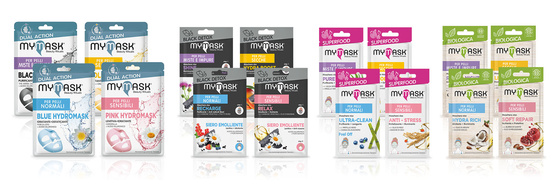 My Mask®: business product line.
