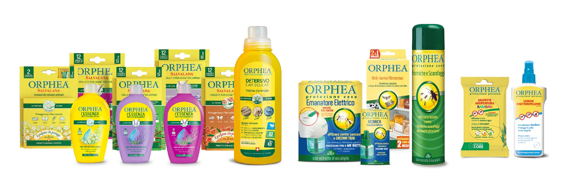 Orphea®: the business product line.
