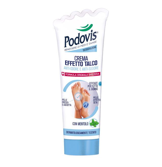 Podovis®: il benessere che ci muove parte dai piedi.