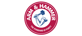 Linea Arm & Hammer: logo.