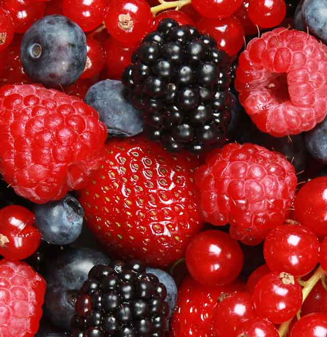 Fresh Passion: profumazione red fruit